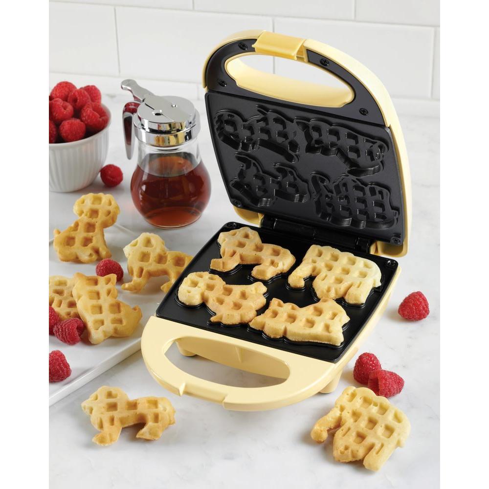 Nostalgia - Circus Animal Waffle Maker