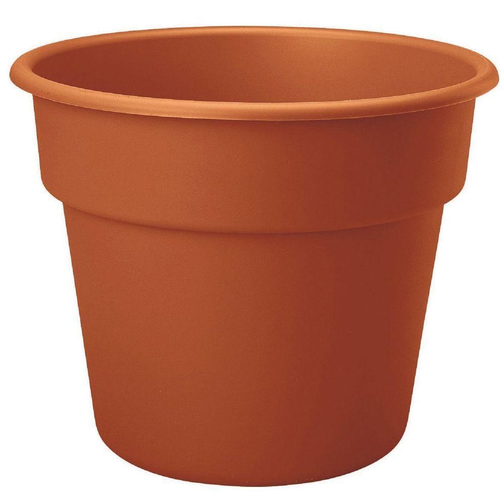 Plastic Garden Pot Bloem 20 in terra cotta dura cotta plastic planter dc20 46 the terra cotta dura cotta plastic planter workwithnaturefo