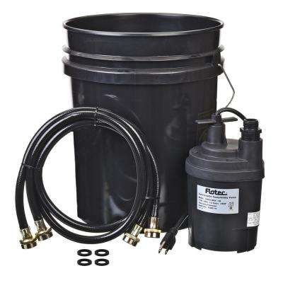 Flush Kit for Tankless Water Heaters