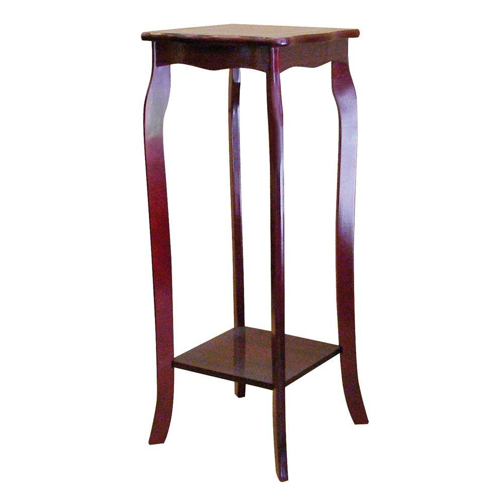 Superior Brown Indoor Plant Stand Photo Gallery