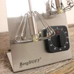 BergHOFF Stainless Steel Whisk Stand and Timer Set
