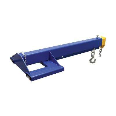 8,000 lb. 24 in. Economy Telescoping Lift Master Boom