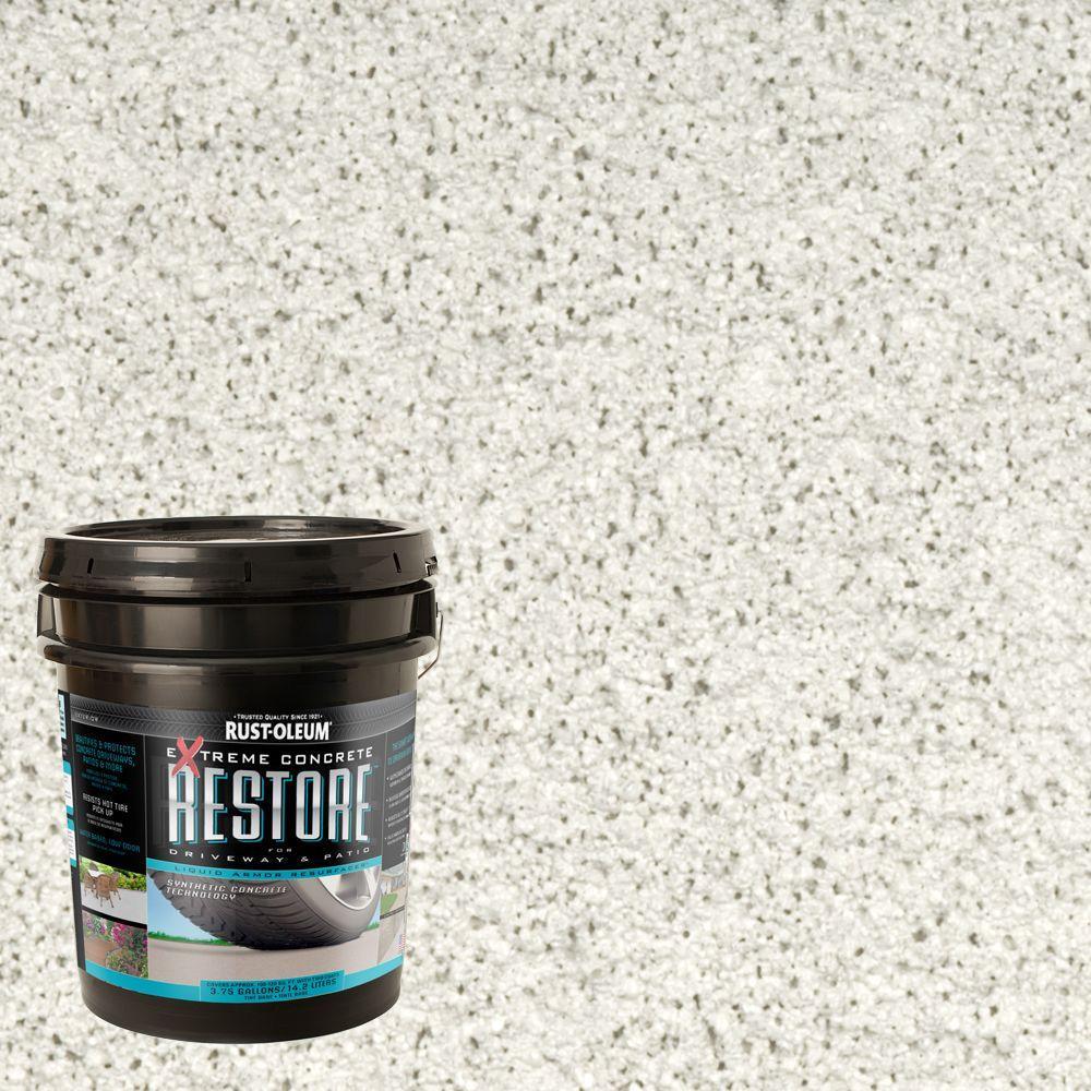 Rust-Oleum Restore 4 gal. White Liquid Armor Resurfacer