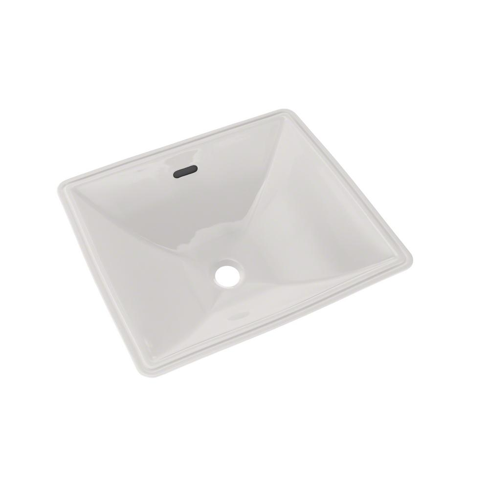 Toto Legato Undermount Bathroom Sink With Cefiontect In