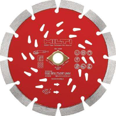 12 in. x 1 in. Super Premium-X Universal Diamond Saw Blade