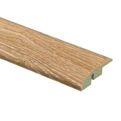 Limed Oak 1/2 in. Thick x 1-3/4 in. Wide x 72 in. Length Laminate Multi-Purpose Reducer Molding