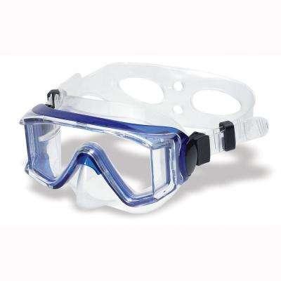 Key West Assorted Colors Youth/Adult Snorkeling Mask