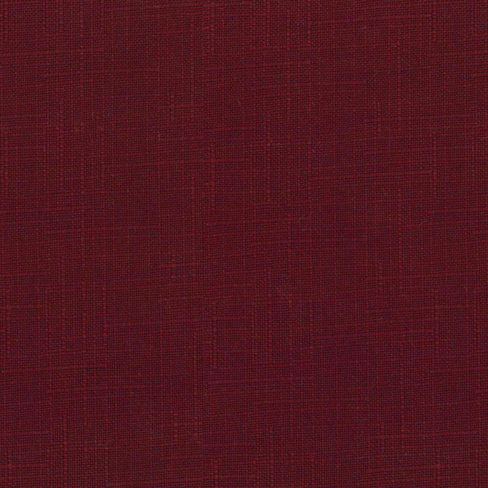 Woodbury CushionGuard Aubergine Patio Ottoman Slipcover (2-Pack) by
