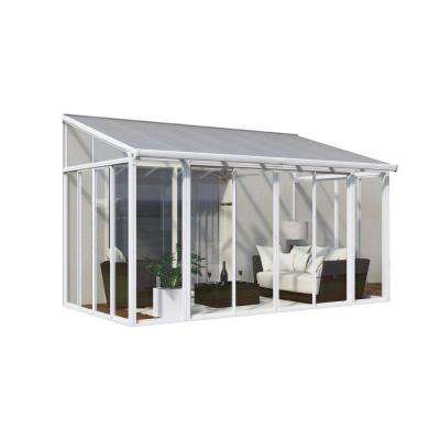 SanRemo 10 ft. x 14 ft. Patio Enclosure