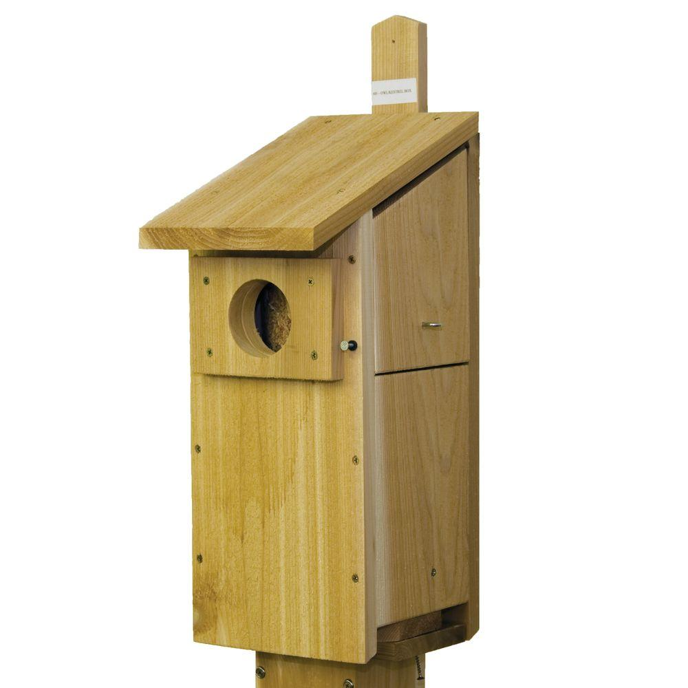 Stovall Products Screech Owl Box