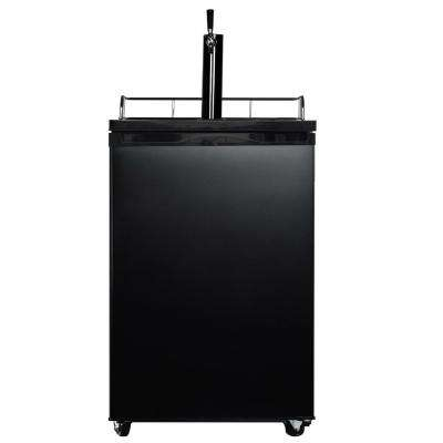 4.9 cu. ft. Beer Cooler in Black