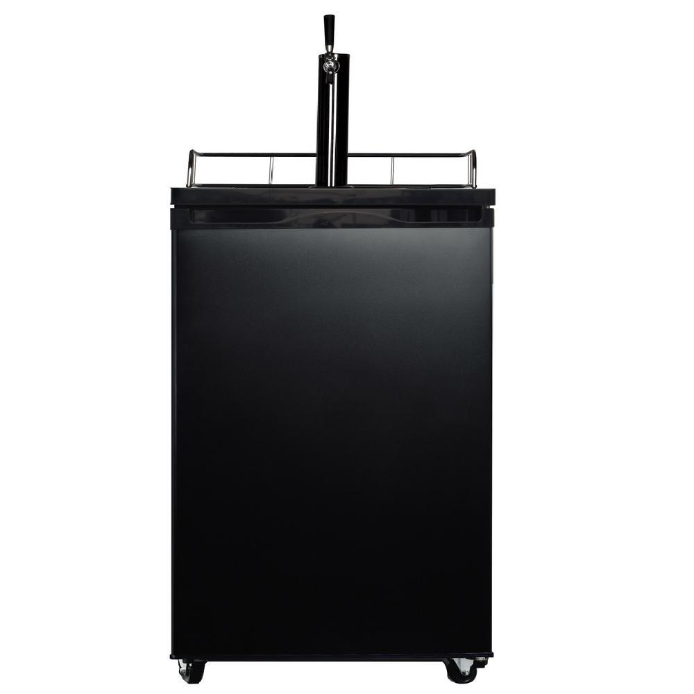 4.9 cu. ft. Beer Cooler in Black