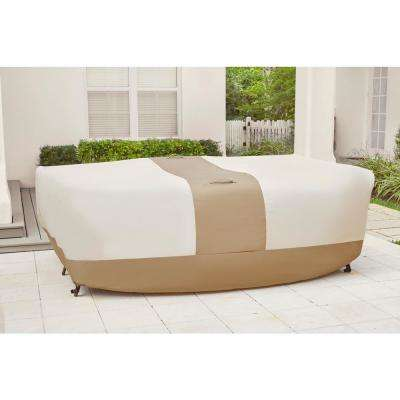 Patio Chat Set Cover