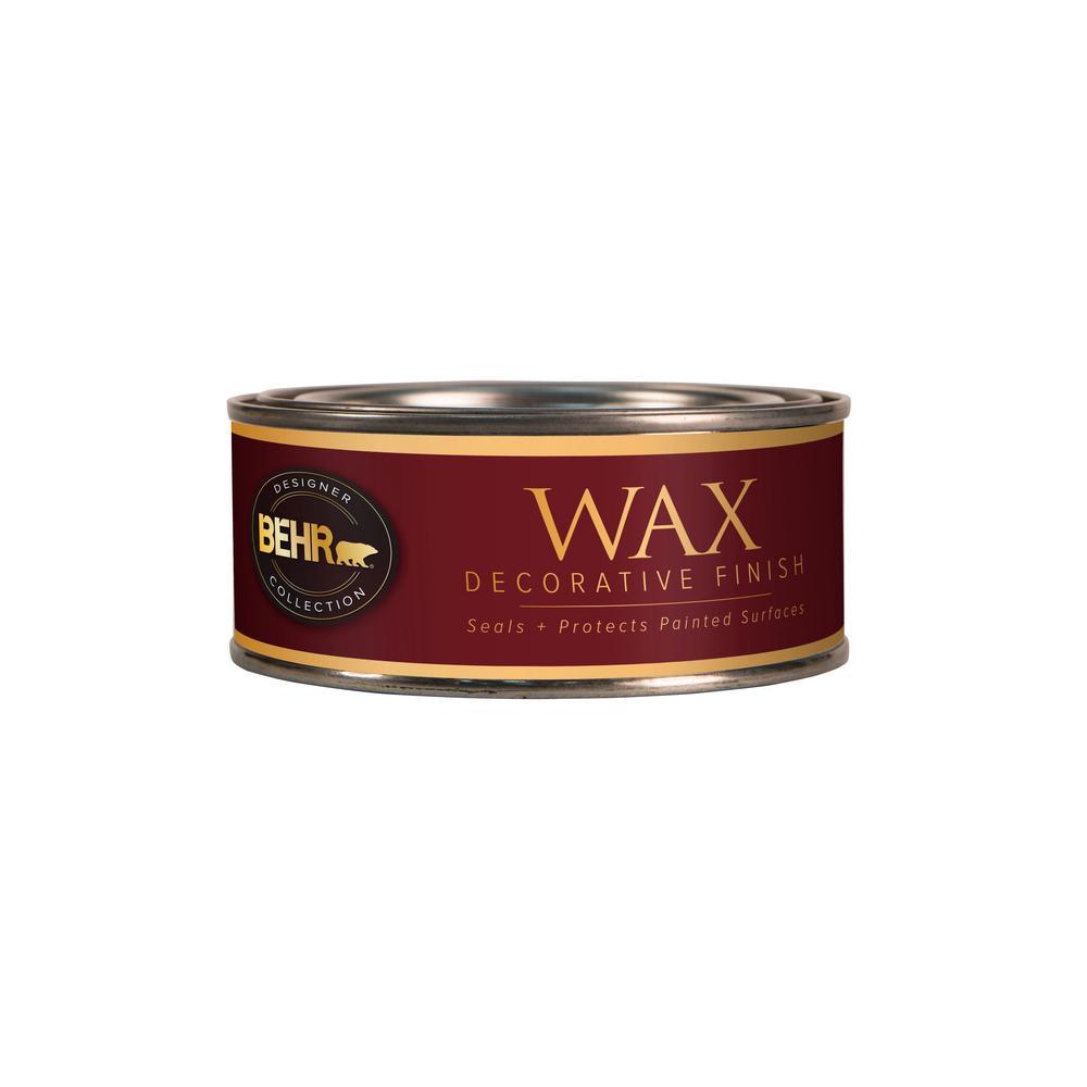 BEHR 8 oz. Dark Interior Chalk Decorative Wax Paint