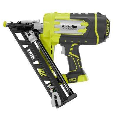 18-Volt ONE+ 15-Gauge AirStrike Cordless Angled Nailer (Tool-Only)