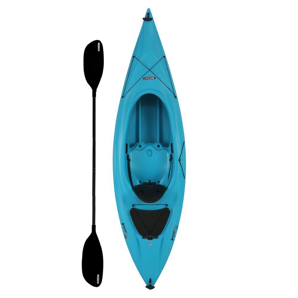 Lifetime 9 ft  8 in  Payette Angler Sit-Inside Kayak-90235