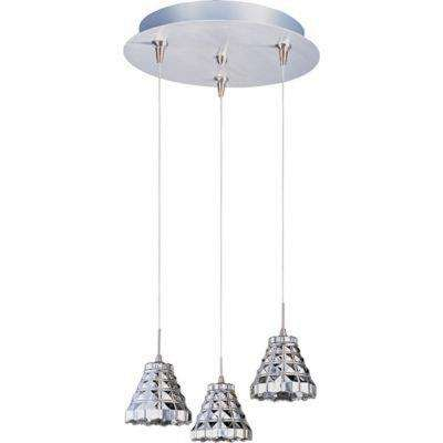 Geo 3-Light RapidJack Pendant and Canopy