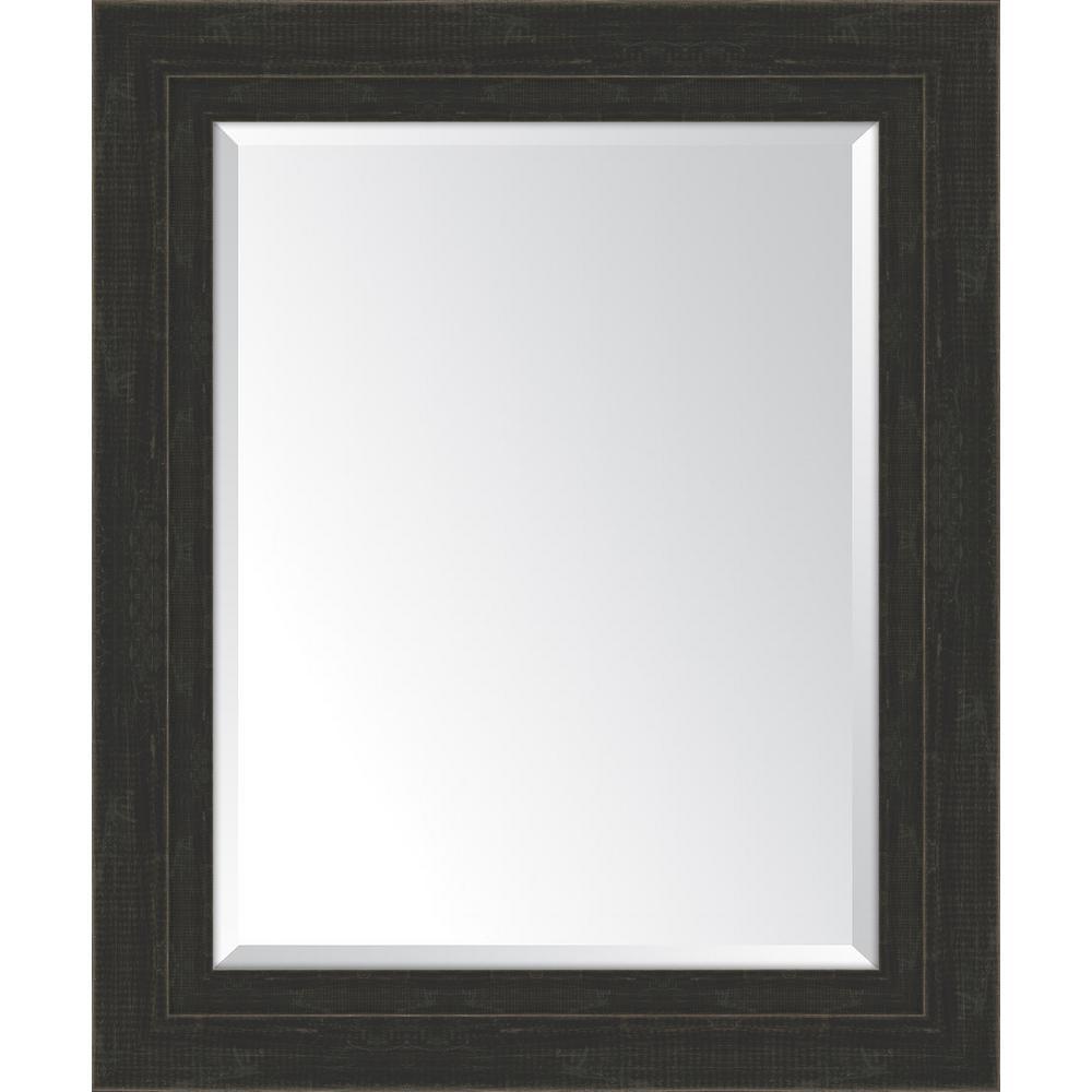Melissa Van Hise 30 In X 36 Framed Slate Black Large And
