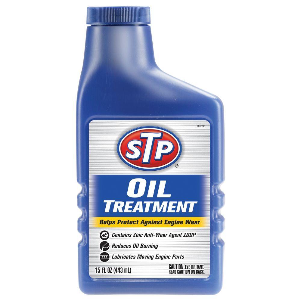 STP 15 fl  oz  Oil Treatment