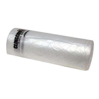 9 ft. x 400 ft. Cling Cover Plastic Sheeting