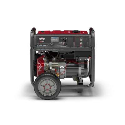 8,000-Watt Key Start Bluetooth Connected Gasoline Powered Portable Generator with B&S OHV Engine featuring CO Guard