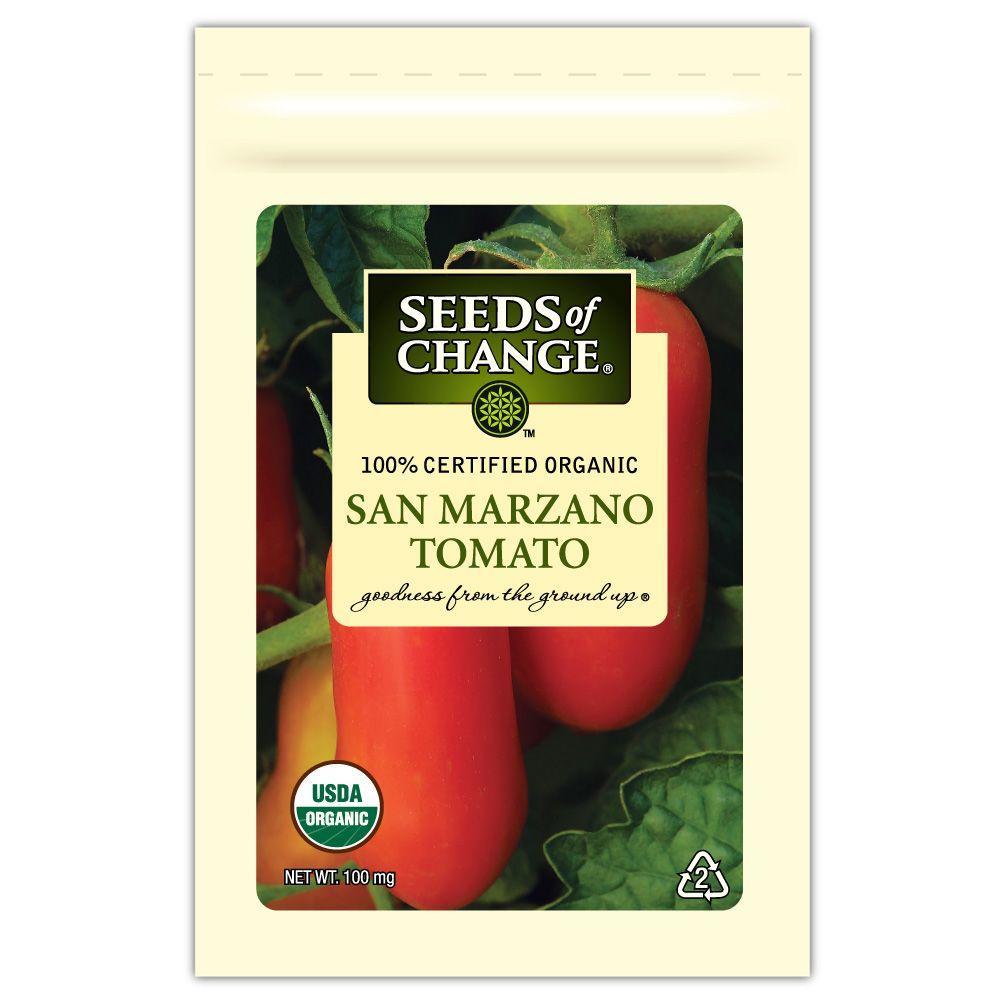 Tomato San Marzano (1-Pack)