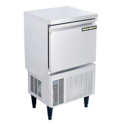 Cocktail Series 70 lb. Freestanding Ice Maker in Stainless Steel