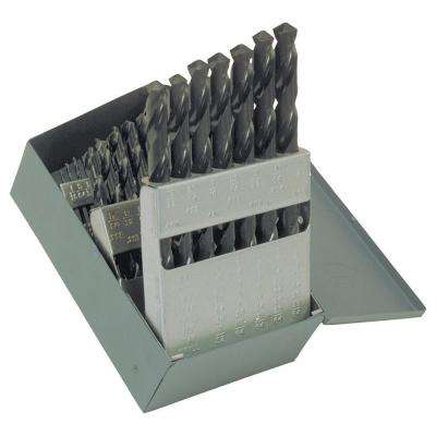 General Purpose Jobber Length Drill Set (29-Piece)