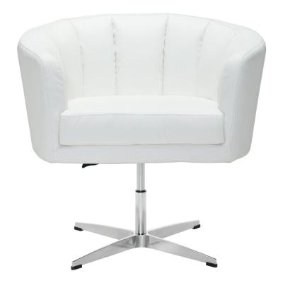 Wilshire White Occasional Chair