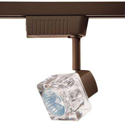 6701 Series Low-Voltage MR16 Oil-Rubbed Bronze Glass Cube Track Lighting Fixture  sc 1 st  The Home Depot & Low voltage - Track Heads u0026 Pendants - Track Lighting - The Home Depot azcodes.com