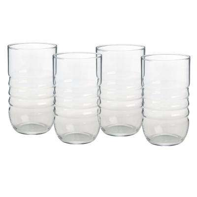20 oz. Highball Glasses (Set of 4)