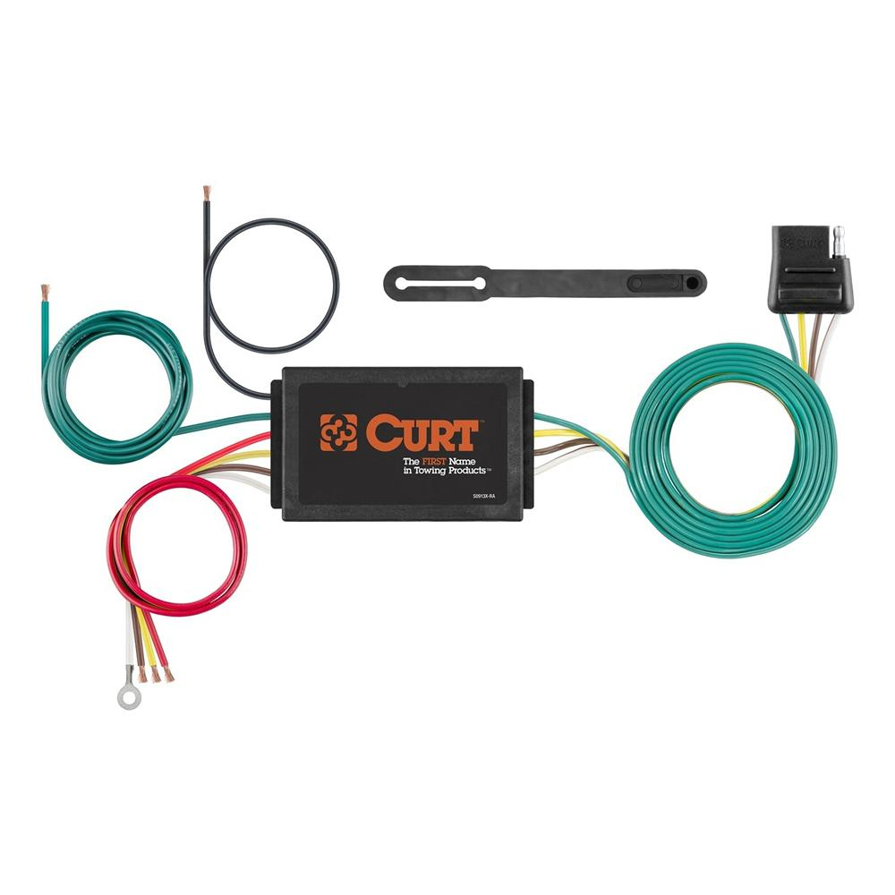 Prime Curt Smt Trailer Wire Converter 56146 The Home Depot Wiring 101 Photwellnesstrialsorg
