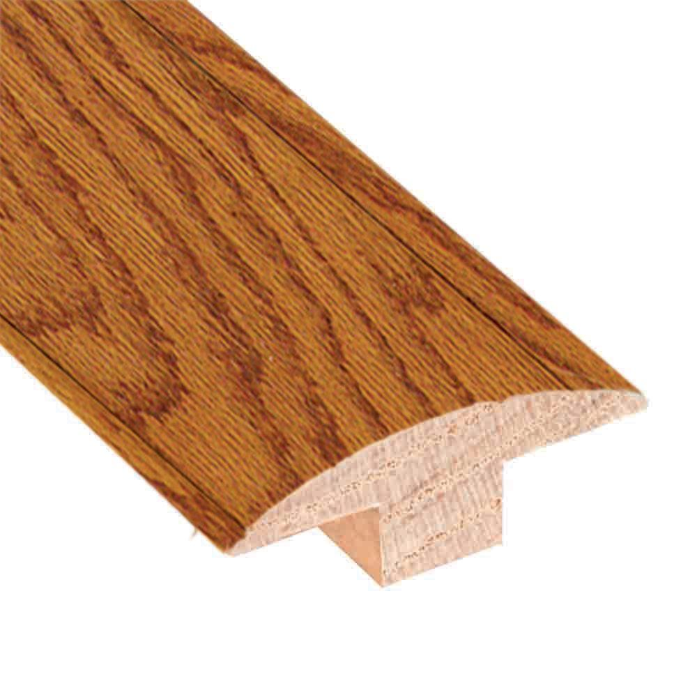 Oak Harvest 3 4 In Thick X 2 In Wide X 78 In Length Hardwood T Molding Lm5887 The Home Depot