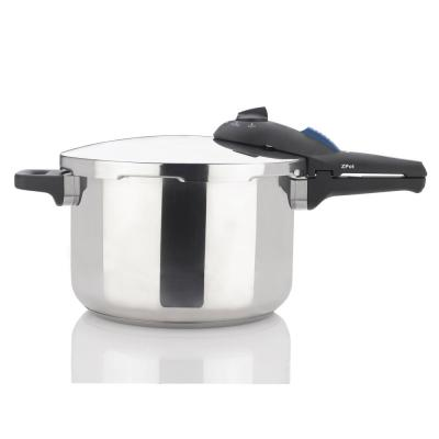 Z Pot 6 Qt. Stainless Steel Stovetop Pressure Cooker