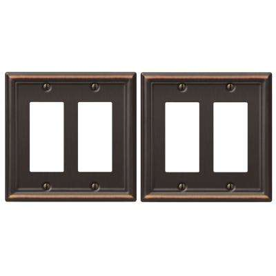 Chelsea - 2 - Rocker Switch Plates - Switch Plates - The