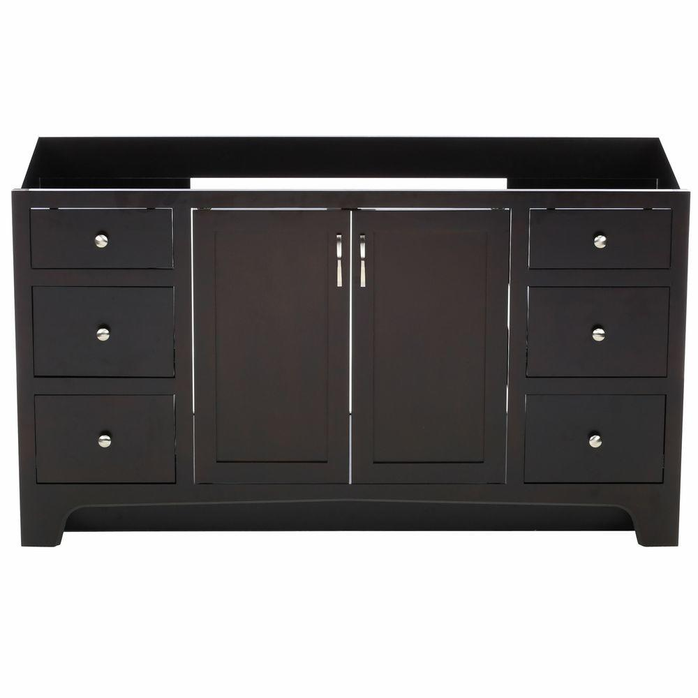 Design house ventura 60 in w x 21 in d unassembled - What is vanity in design this home ...