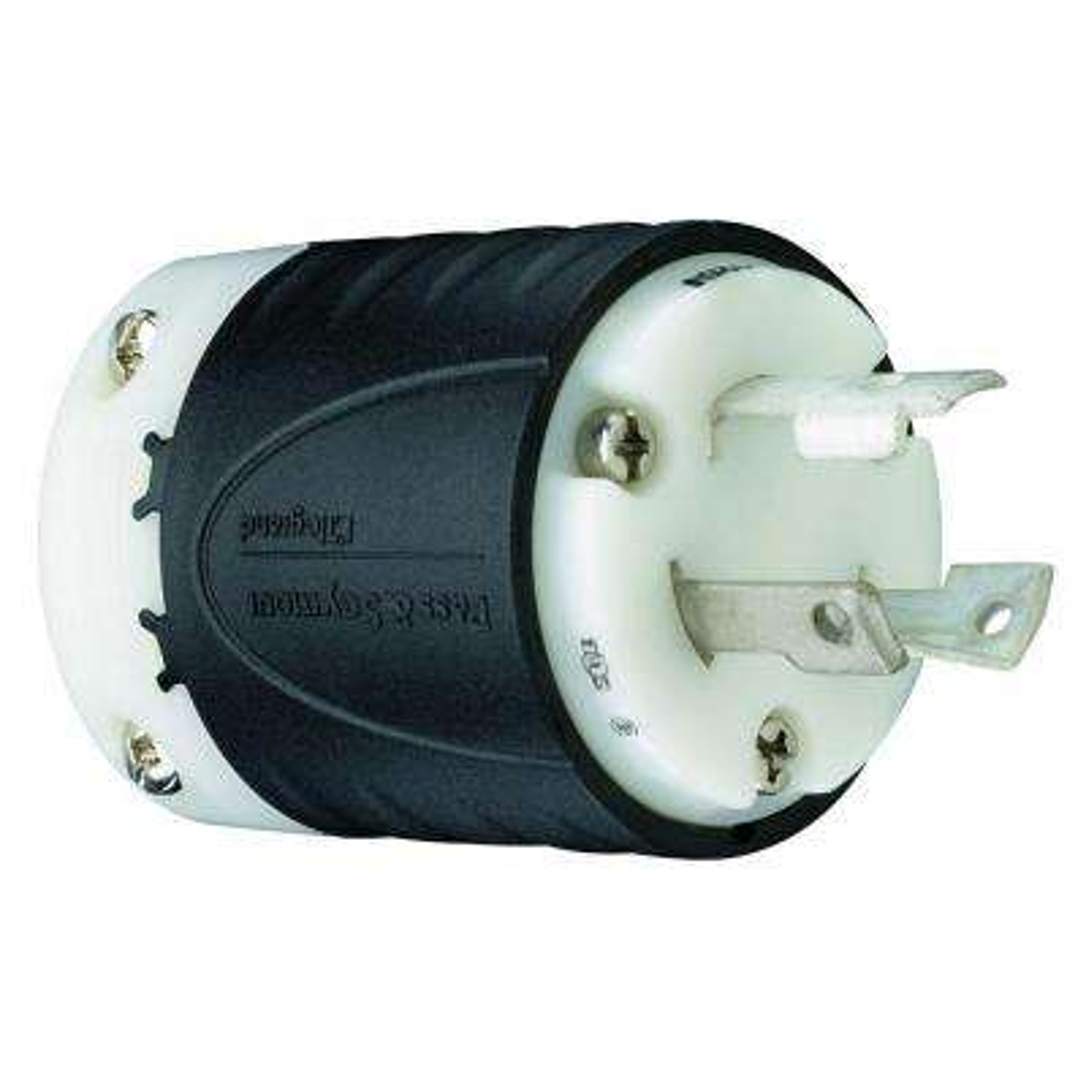 Turnlok 30 Amp 125-Volt Locking Plug