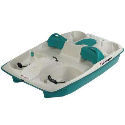 Sun Slider 5-Person Pedal Boat