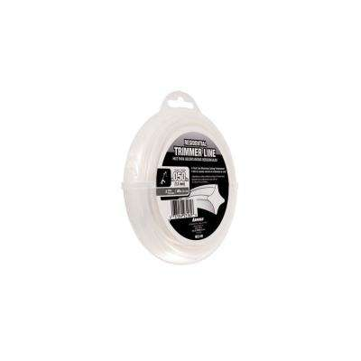 40 ft. Residential 0.050 in. Trimmer Line for Most Electric String Trimmers