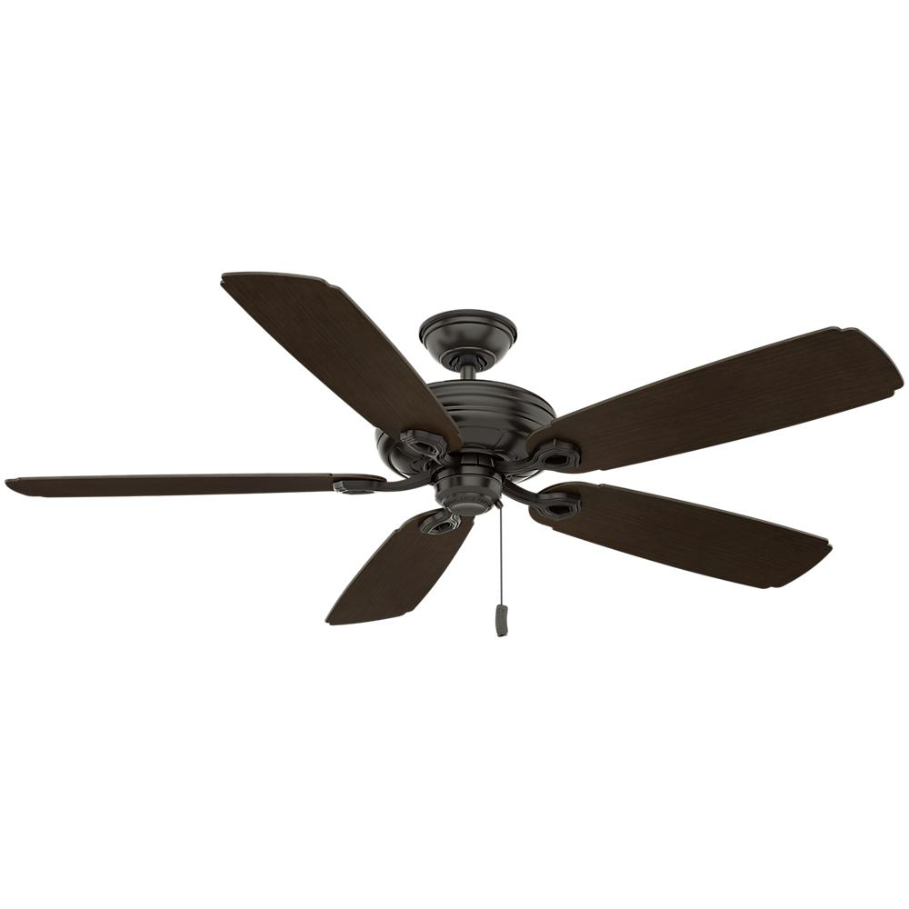 Casablanca Charthouse 60 in. Outdoor Noble Bronze Ceiling Fan