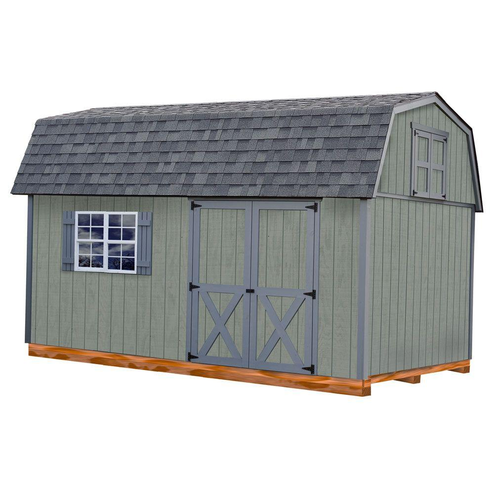 sheds storage and gable the barn building portable shed farm barns buildings