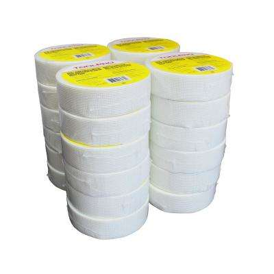 1-7/8 in. x 300 ft. White Fiberglass Self-Adhesive Mesh Tape TP03075