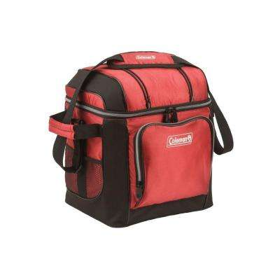 30-Can Red Soft-Sided Cooler with Liner