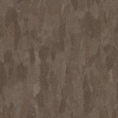Migrations BBT 12 in. x 12 in. Bark Brown Commercial Vinyl Tile Flooring (45 sq. ft. / case)