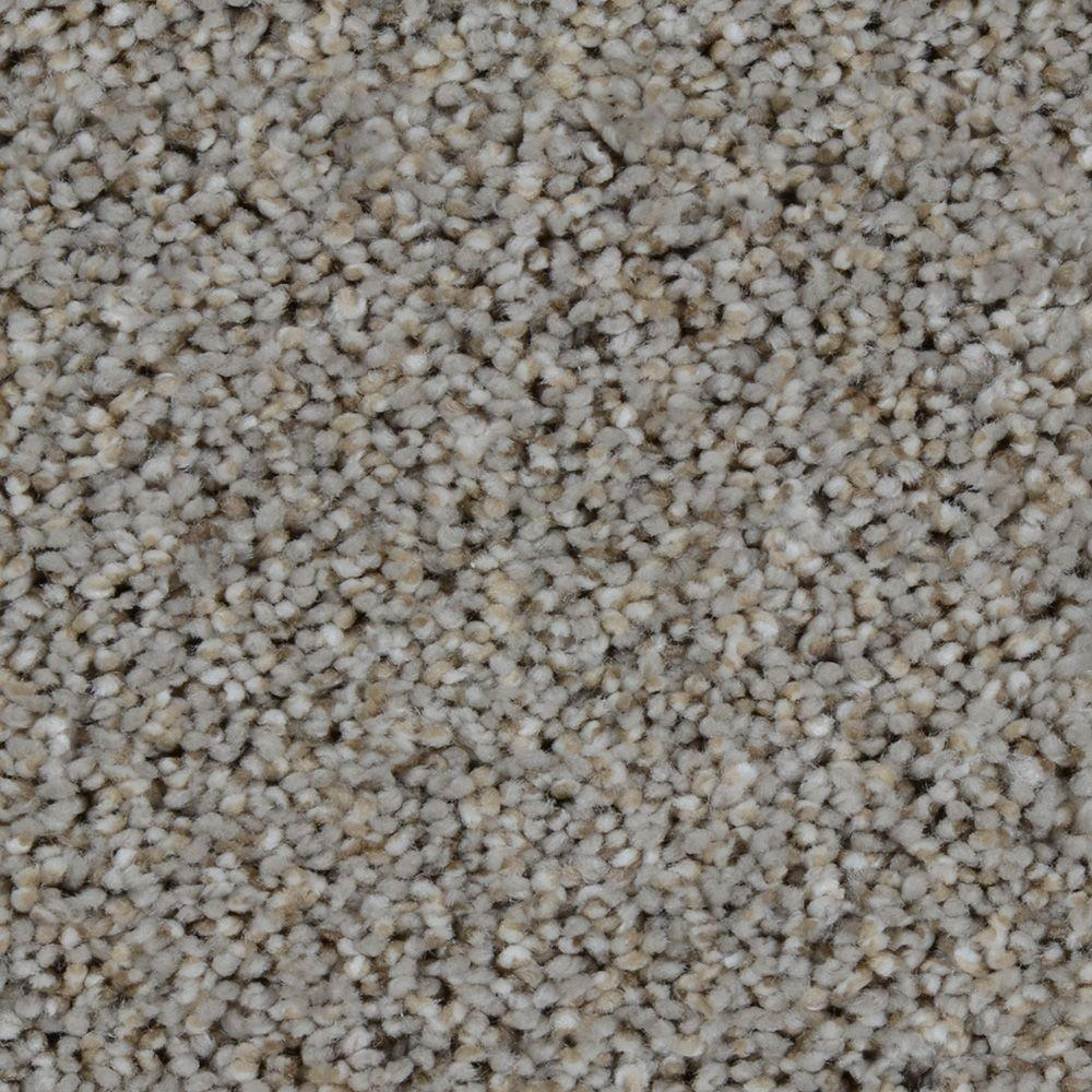 Trendy Threads Ii Color Oakmont Texture 12 Ft Carpet