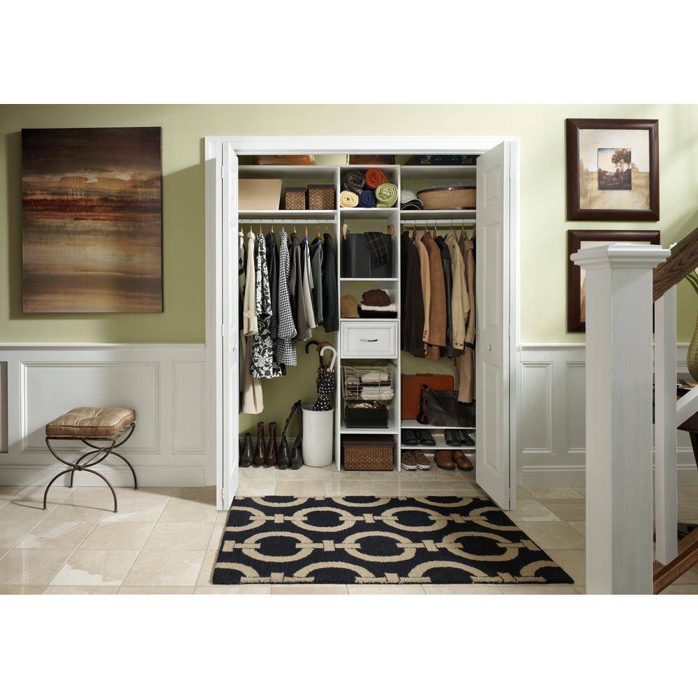 Selectives Wood Laminate Closet Systems