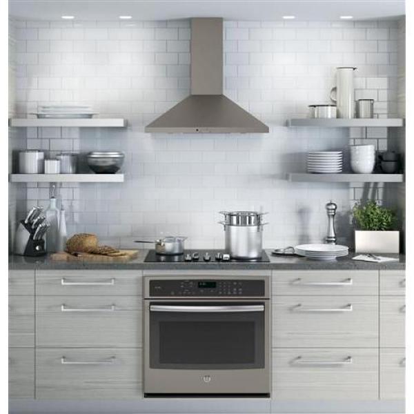 Delicieux Store SO SKU #1001408247. GE 30 In. Convertible Chimney Range Hood ...