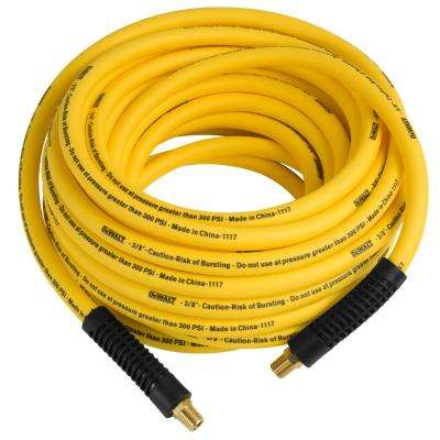 3/8 in. x 50 ft. Premium Hybrid Air Hose