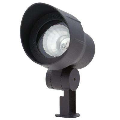 Low-Voltage 20-Watt (Bi-Pin) Black Flood Light
