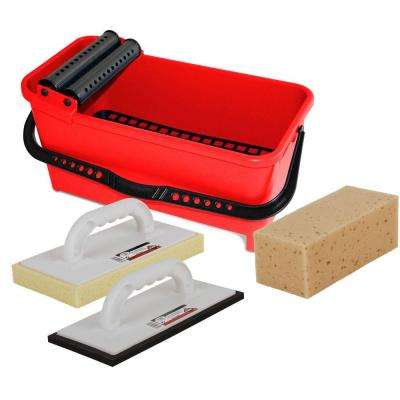 Rubiclean Cleaning Kit with Bucket, Float and Sponge